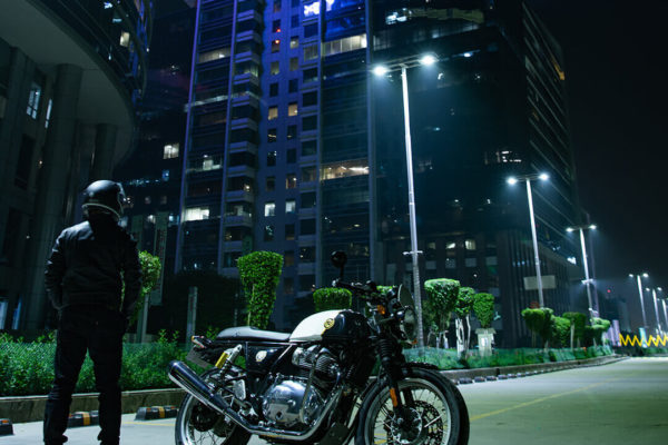 Royal Enfield Dux Deluxe