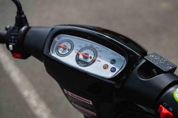 Compteur Mash scooter 50 cm3 Legend'R