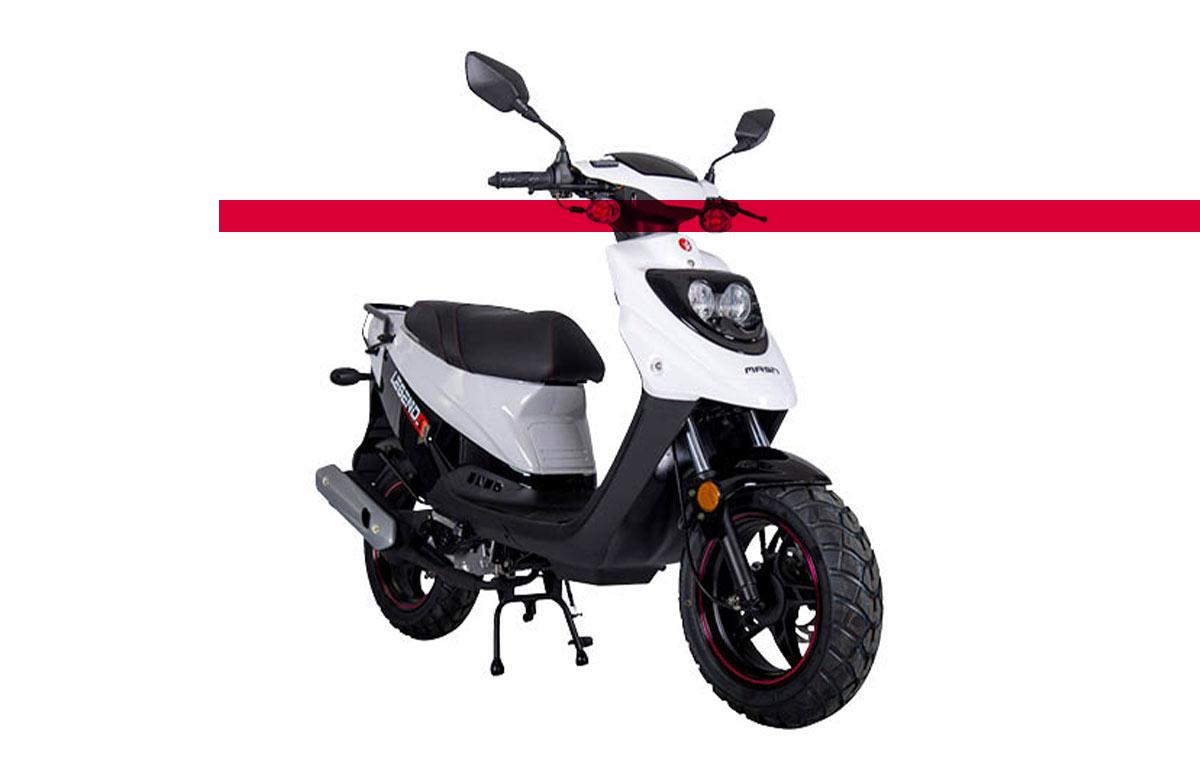 Mash Legend r 50 cm3 scooter