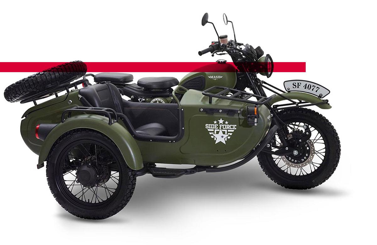 Mash Side Car Force 445 cm3