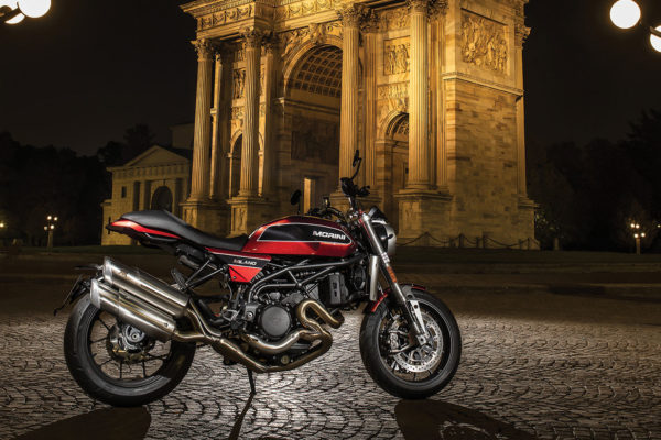 Moto Morini Milano 1200