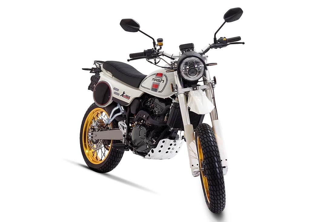 Mash X Ride 125